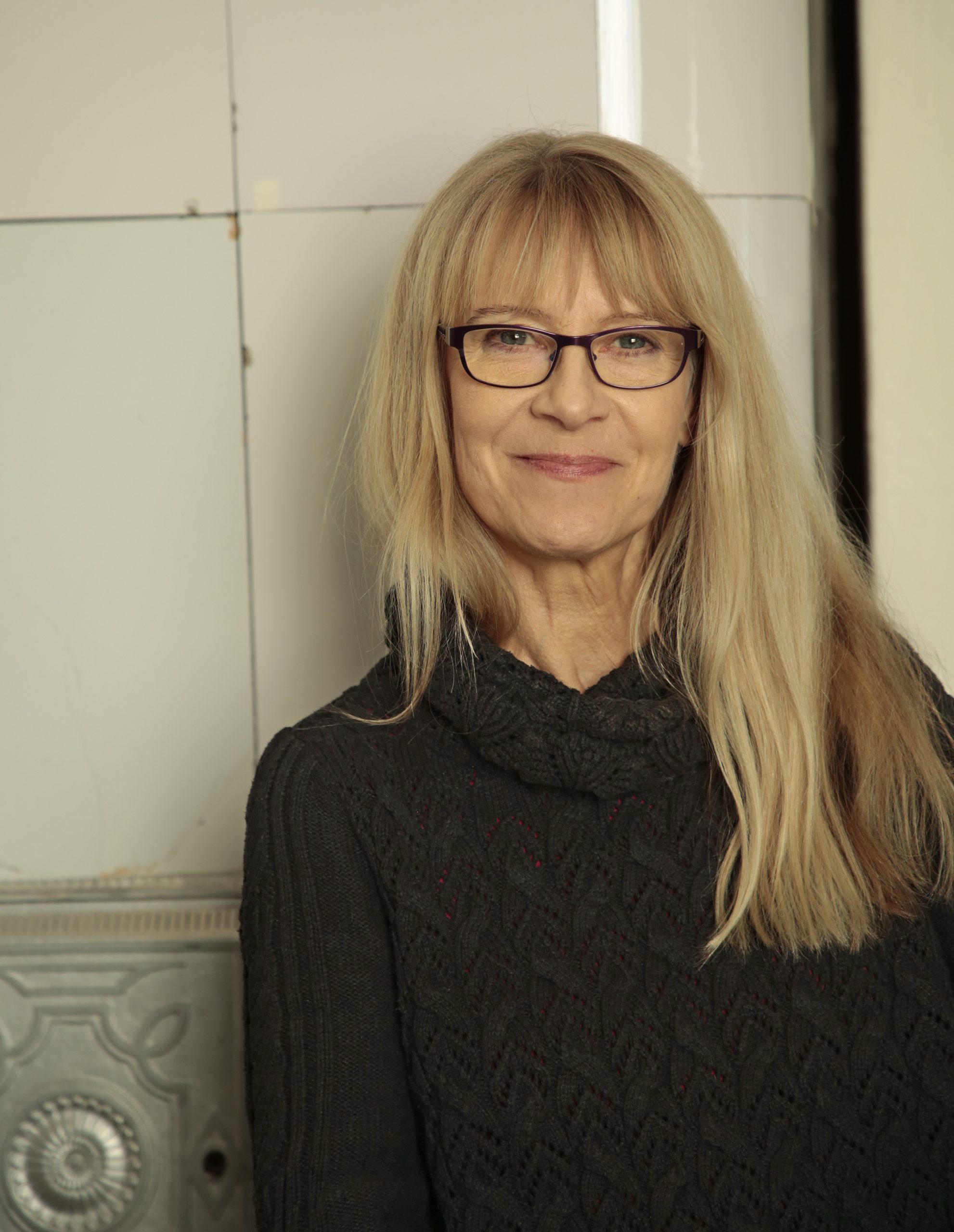 Teatterinjohtaja Helka-Maria Kinnunen