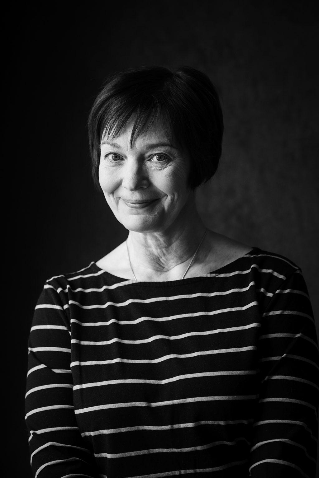 näyttelijä Tarja Heinula