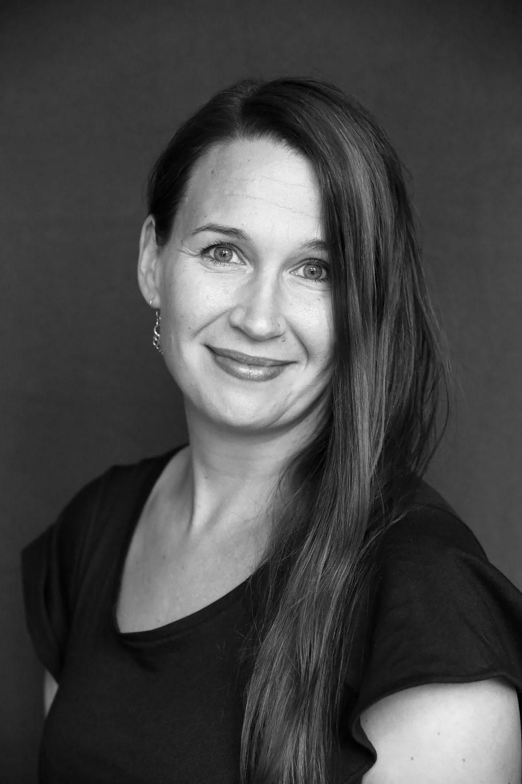 näyttelijä Heidi Syrjäkari