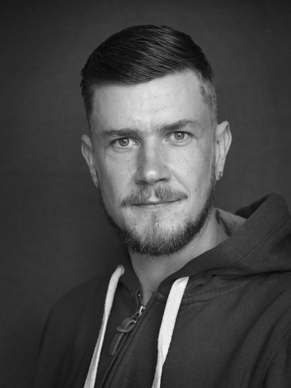 näyttelijä Antti Hovilainen