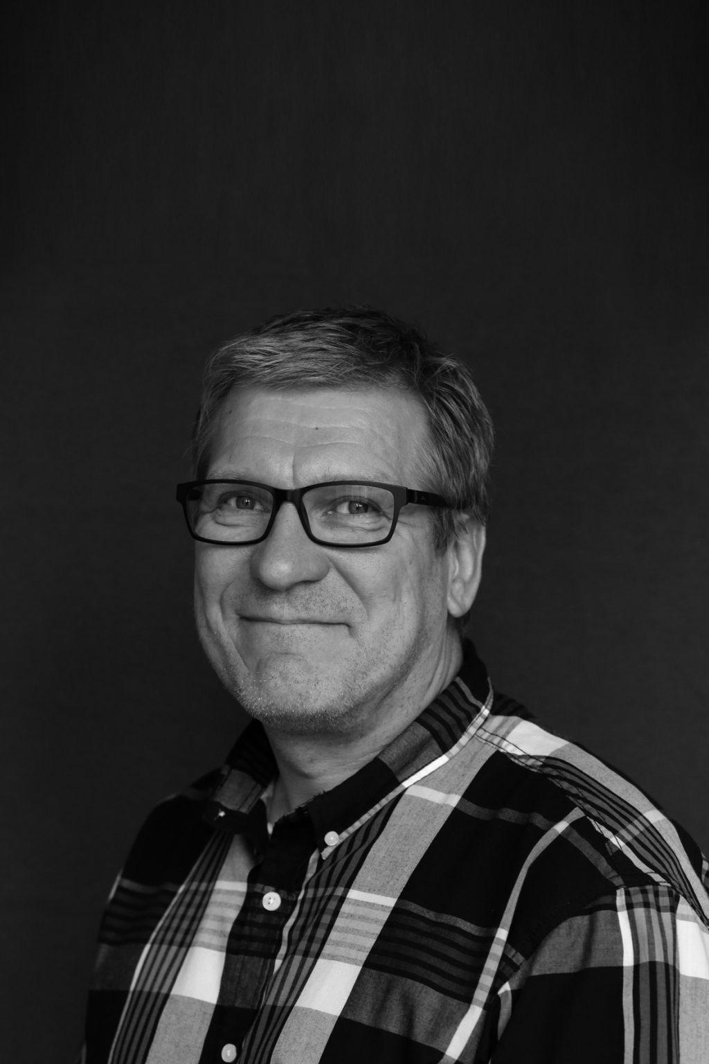 käyttöpäällikkö Matti Jääskeläinen