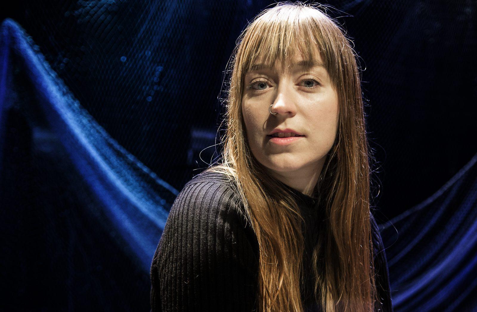 Teatteriohjaaja, näytelmäkirjailija Anni Mikkelsson