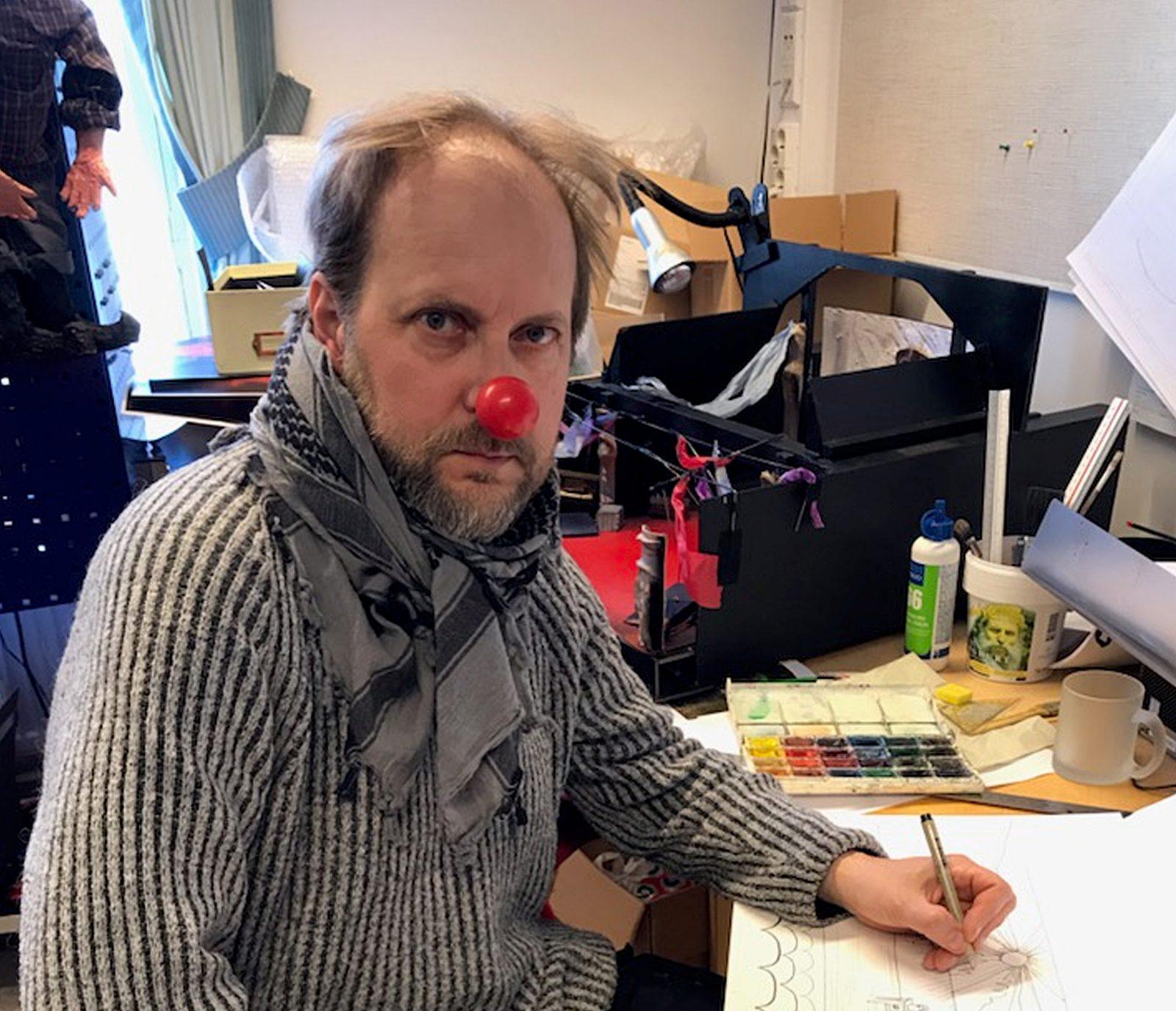 Lavastaja Markku Hernetkoski