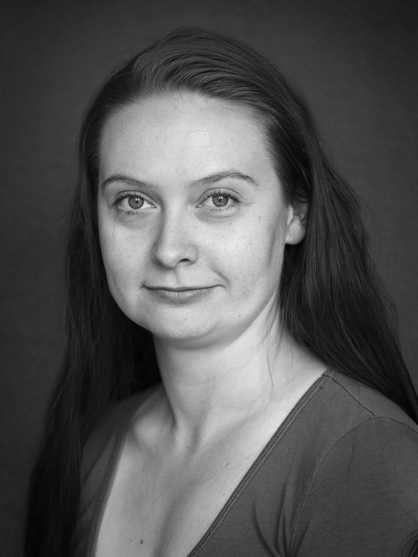 näyttelijä Vera Veiskola