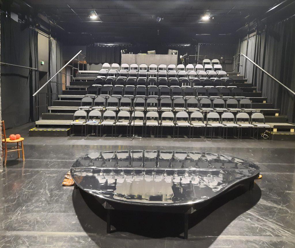 Kajaanin kaupunginteatteri_Seminaarin katsomo