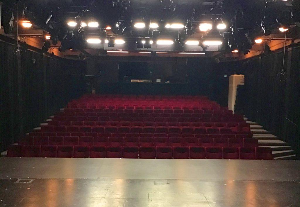 Kajaanin kaupunginteatteri_teatteritalon katsomo